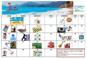 activités 2016 06